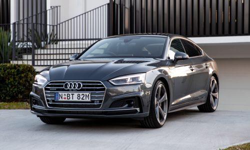 2019 Audi A5 update announced, price cuts for 45 TFSI