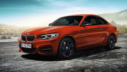 BMW Australia announces sharp drive-away price for M240i coupe