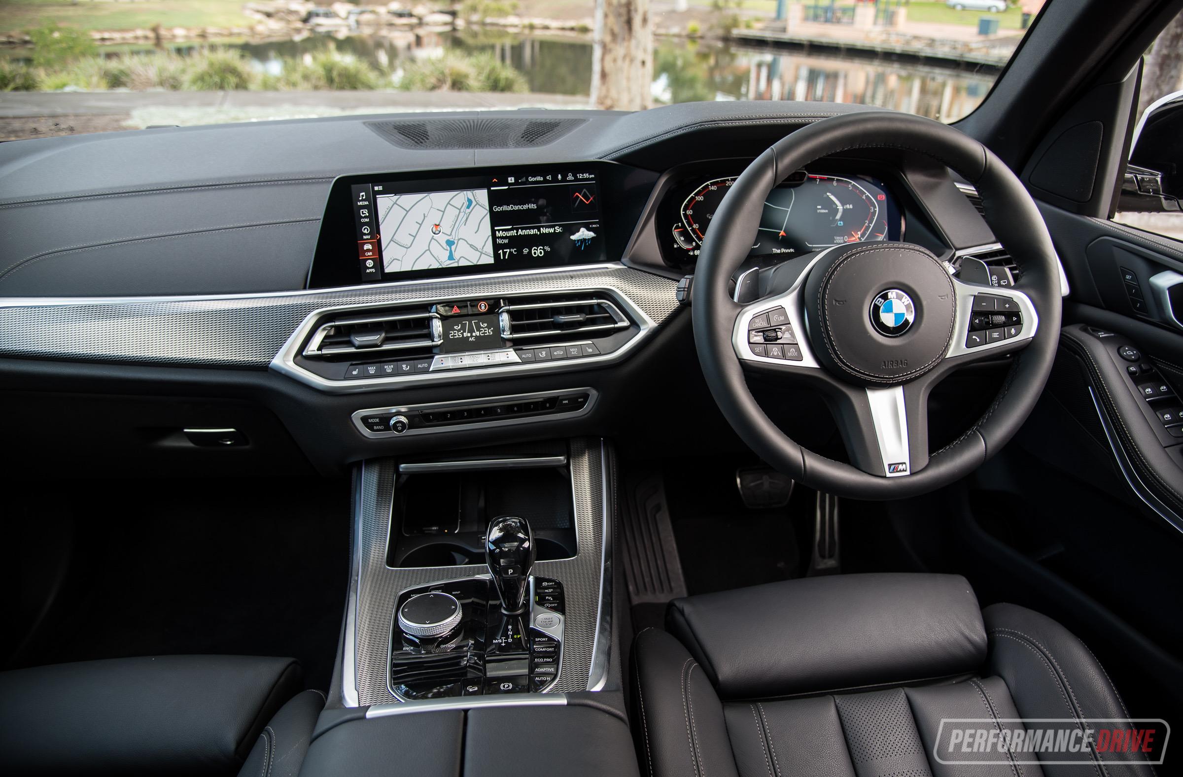 2019 Bmw X5 Review Xdrive30d Xdrive40i Video