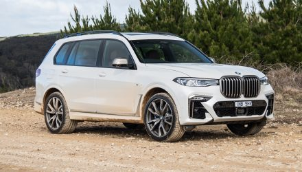 2019 BMW X7 M50d review (video)