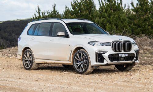 2019 BMW X7 M50d review (video)