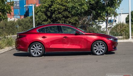 2019 Mazda3 G20 Touring Sedan review (video)