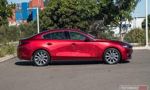 2019 Mazda3 G20 Touring Sedan review (video)