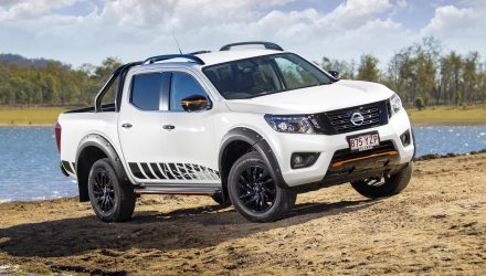 2019 Nissan Navara N-TREK now on sale in Australia