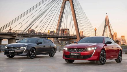 2019 Peugeot 508 Fastback, Sportswagon now on sale in Australia