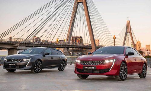 2019 Peugeot 508 Fastback, Sportswagon now on sale in Australia