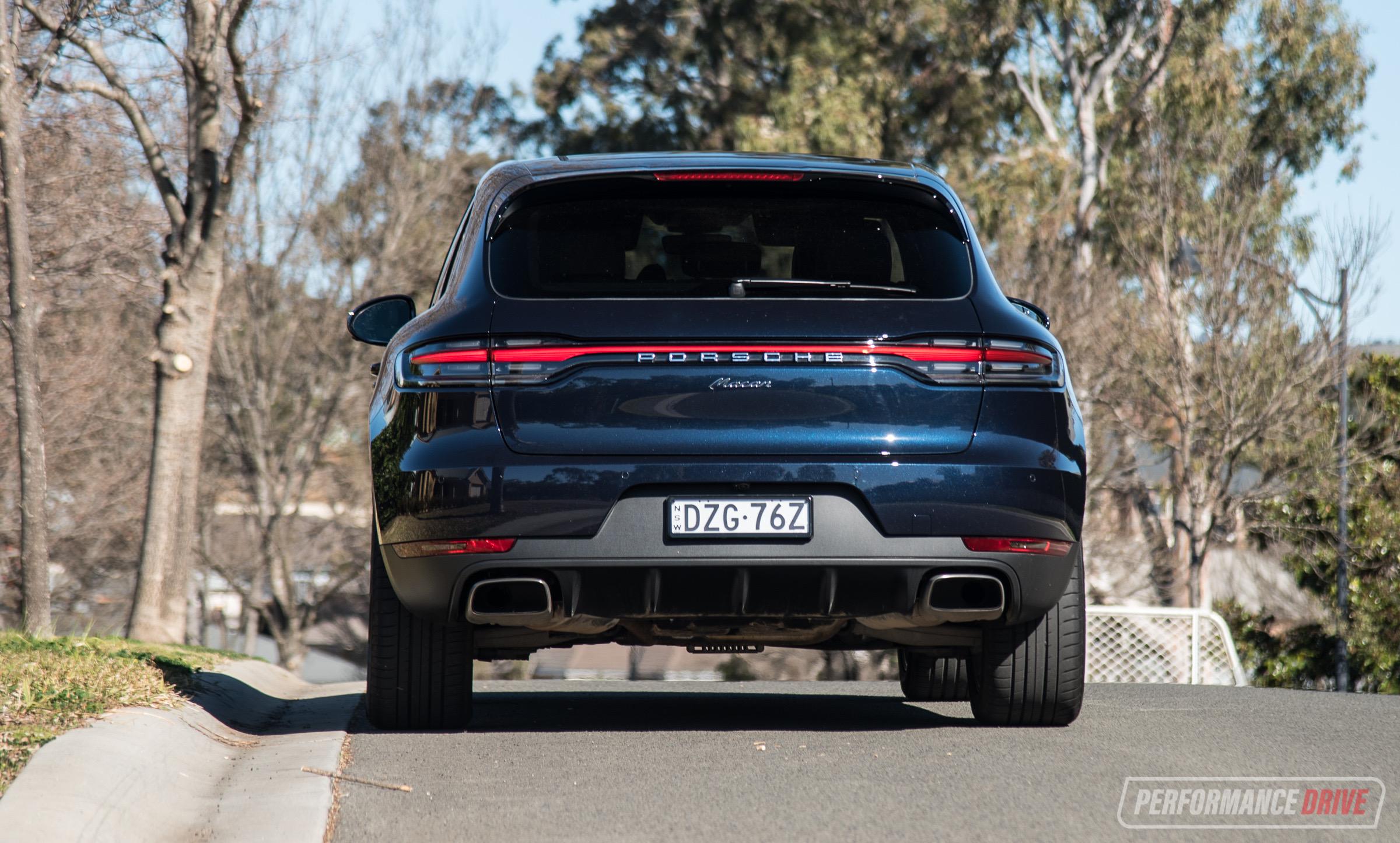 2019 Porsche Macan 2.0T review (video)