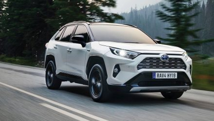 Toyota RAV4 plug-in hybrid (PHEV) option in the works, 50km range – report