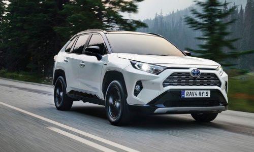 Toyota RAV4 plug-in hybrid (PHEV) option in the works, 50km range – report