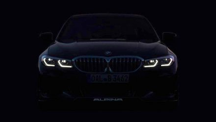 2020 Alpina B3 headed for Frankfurt show, based on G20 3 Series