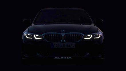 2020 Alpina B3 headed for Frankfurt show, based on G20 3 Series