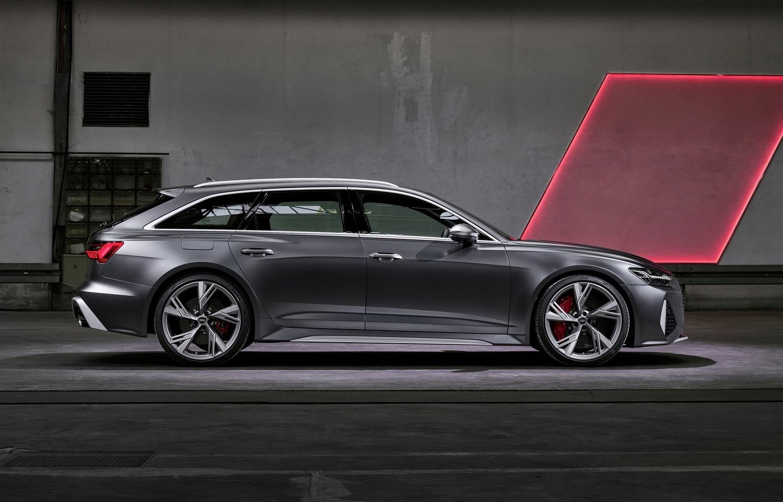 2020 Audi Rs 6 Avant Revealed Quickest Ever
