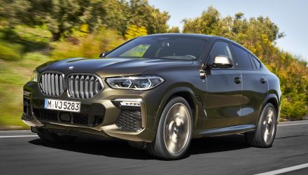 2020 BMW X6 details confirmed for Australia