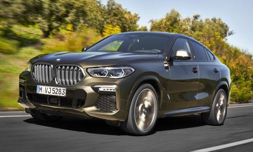 2020 BMW X6 details confirmed for Australia