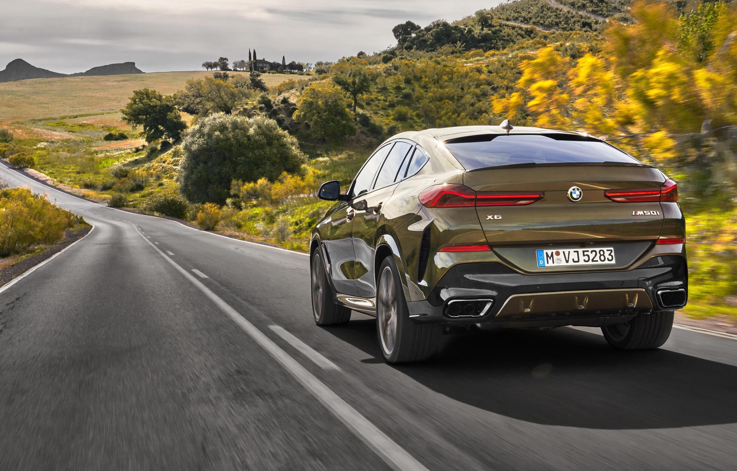 2020 Bmw X6 Details Confirmed For Australia Performancedrive