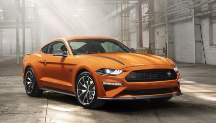 2020 Ford Mustang High Performance 2.3L announced