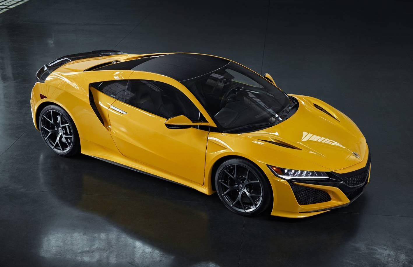 2020 Honda NSX debuts Indy Yellow heritage colour ...