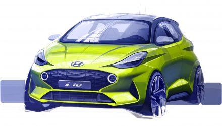 2020 Hyundai i10 teaser