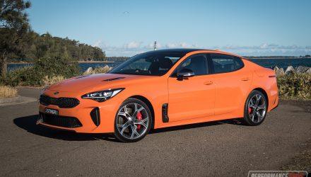 2020 Kia Stinger GT review (video)