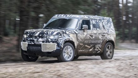 2020 Land Rover Defender reveal confirmed for Frankfurt show
