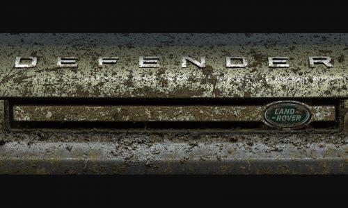 2020 Land Rover Defender previewed ahead Frankfurt show debut (video)