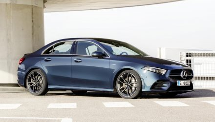 2020 Mercedes-AMG A 35 now on sale in Australia