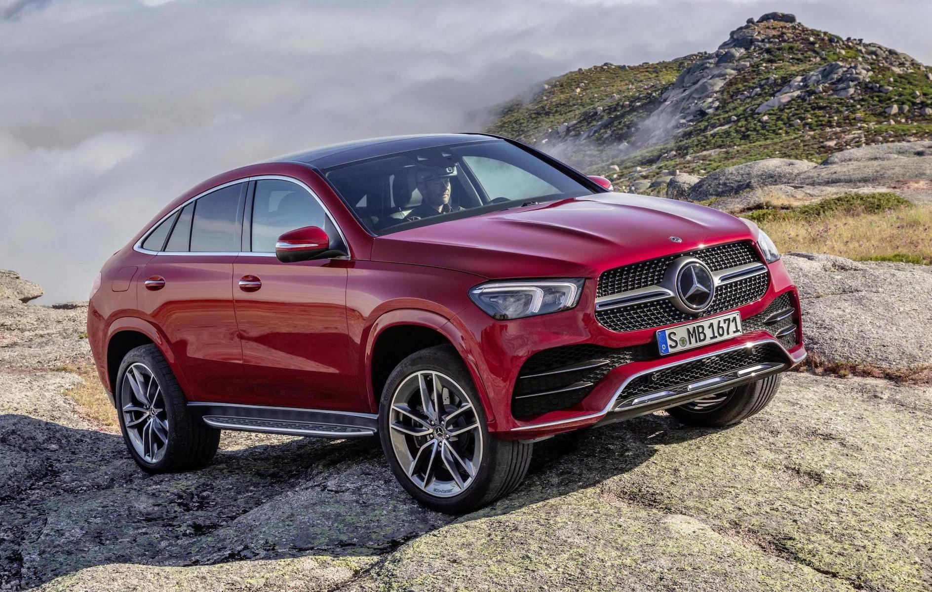 2020 Mercedes-Benz GLE Coupe unveiled, with AMG 53 ...