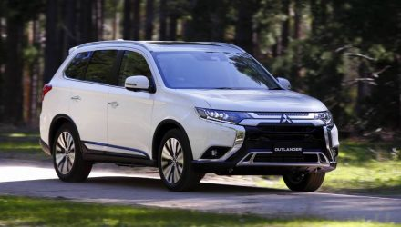 2020 Mitsubishi Outlander now on sale in Australia