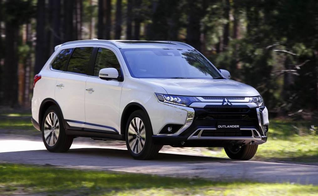 2020 Mitsubishi Outlander now on sale in Australia ...