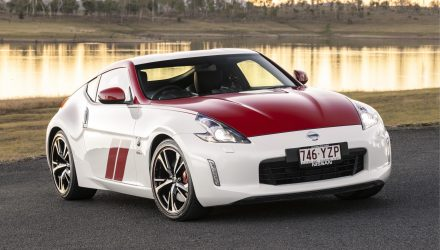 2020 Nissan 370Z 50th Anniversary edition now on sale in Australia