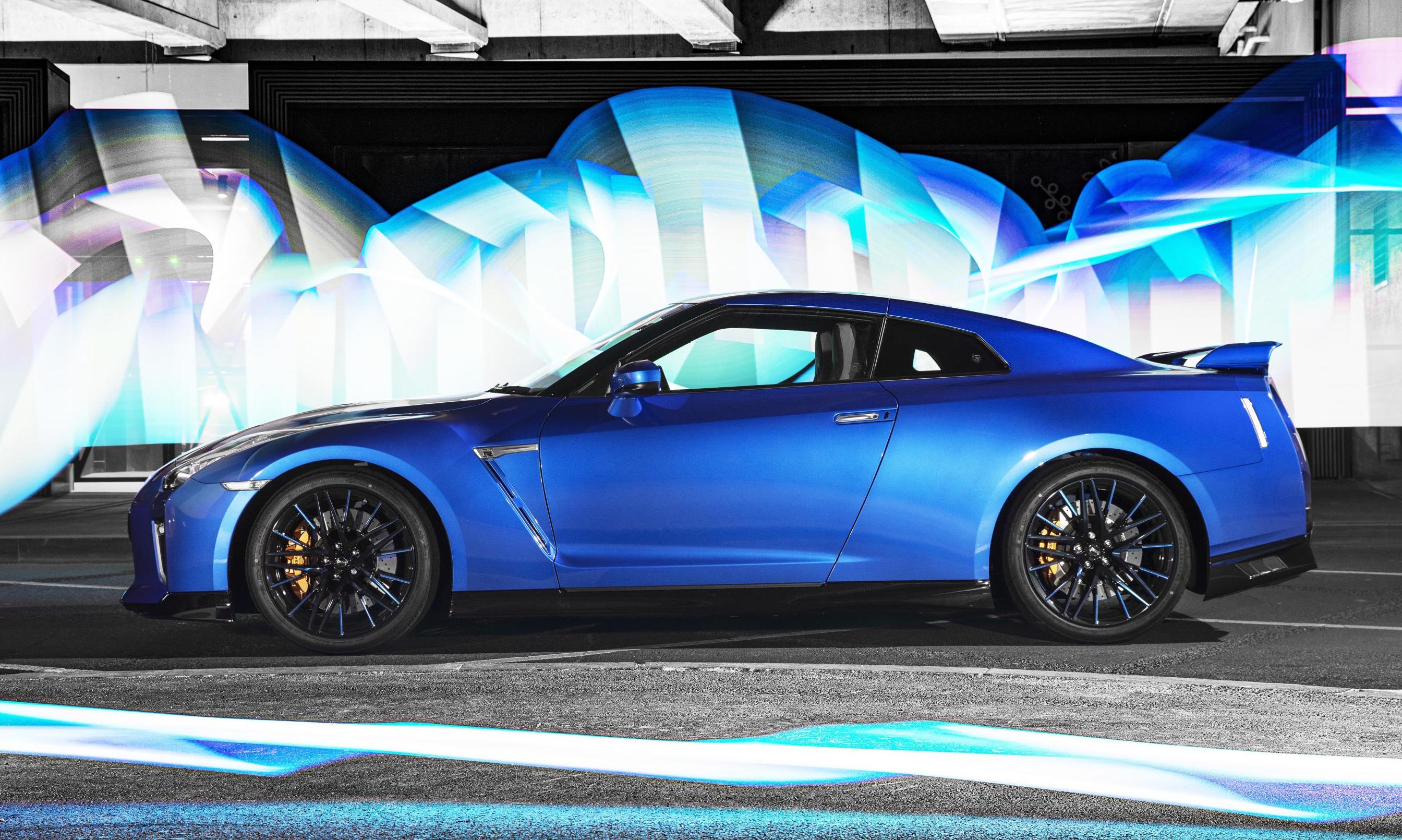2020 Nissan GT-R now on sale in Australia, with 50th ...