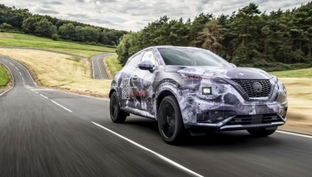 2020 Nissan Juke previewed, gets more mature design