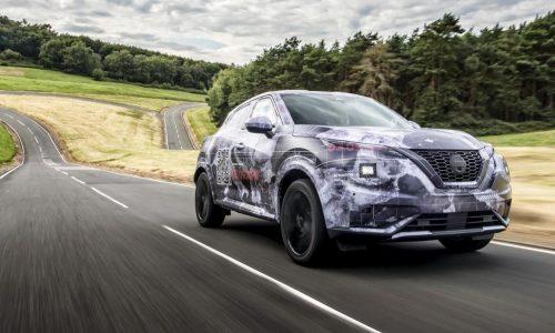 2020 Nissan Juke previewed, gets more mature design