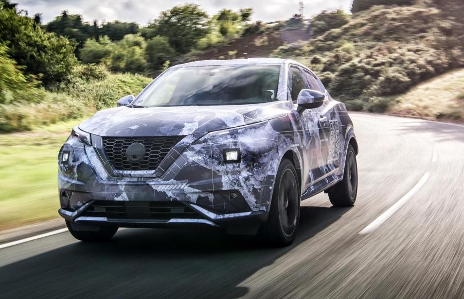 2020 Nissan Juke previewed, gets more mature design ...