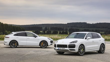 2020 Porsche Cayenne Turbo S E-Hybrid revealed, 500kW