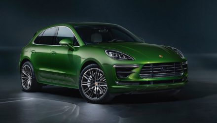 2020 Porsche Macan Turbo revealed, gets 2.9TT
