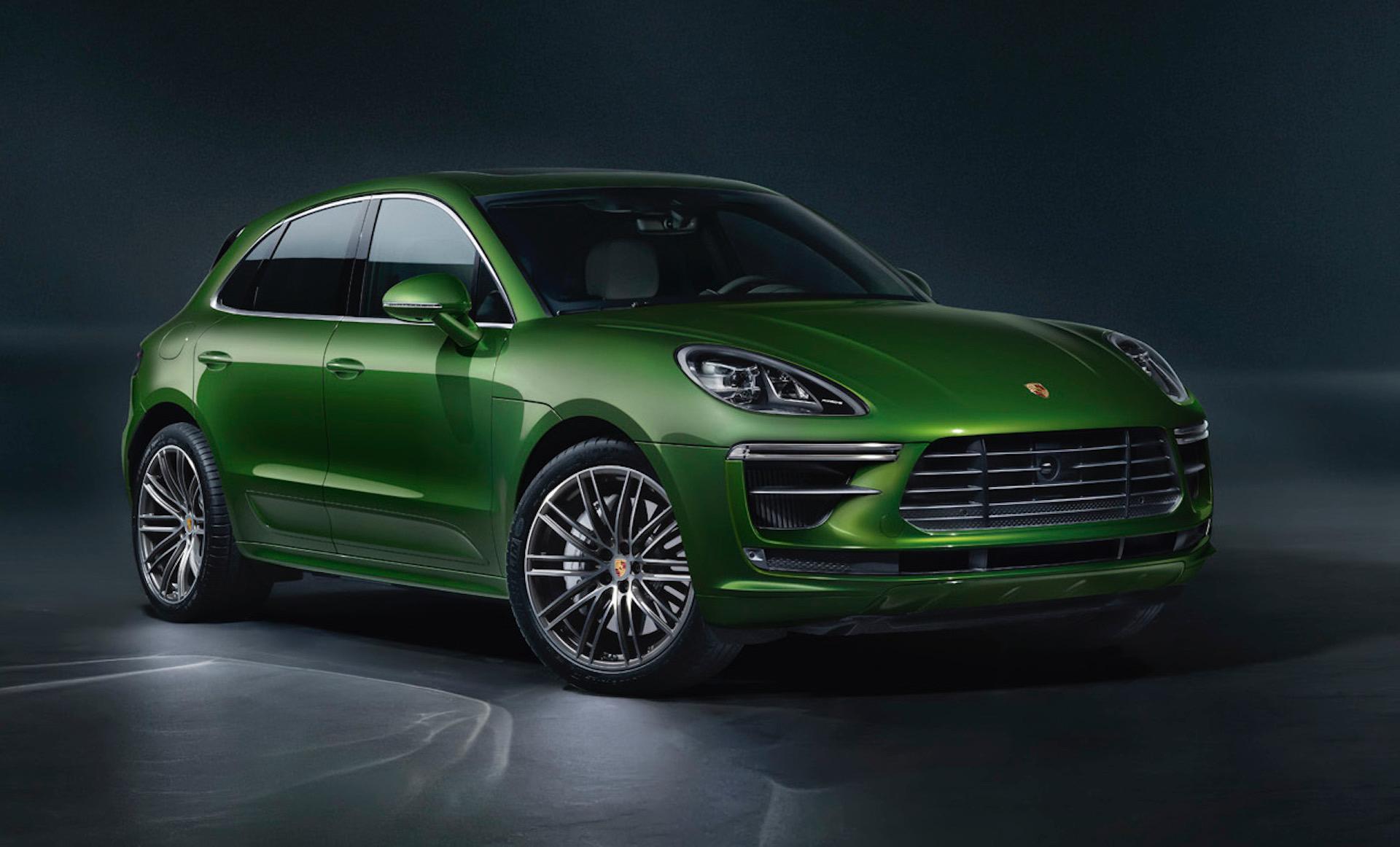 2020 Porsche Macan Turbo revealed, gets 2.9TT