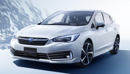 2020 Subaru Impreza update revealed for Japan