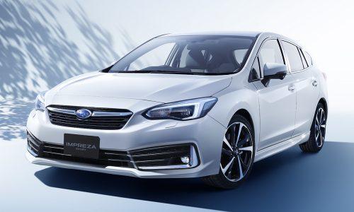 2020 Subaru Impreza update revealed for Japan
