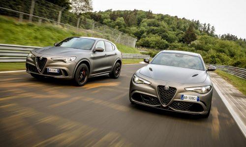 Alfa Romeo Giulia QV, Stelvio QV NRING confirmed for Australia