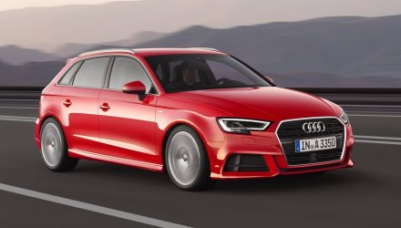 2019 Audi A3 S Line 'Plus' headed for Australia