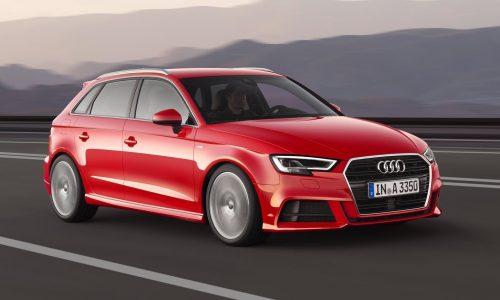 2019 Audi A3 S Line 'Plus' headed for Australia