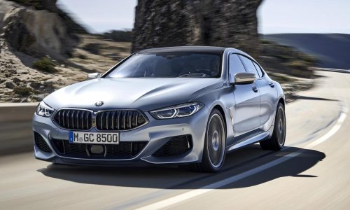 BMW 8 Series Gran Coupe lineup confirmed for Australia