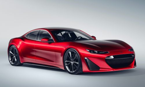 Drako GTE electric supercar revealed with 1200hp