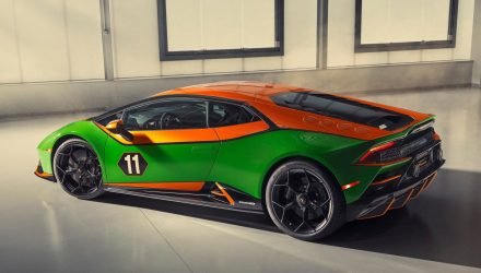 Lamborghini Huracan EVO GT Celebration, Aventador SVJ 63 editions revealed