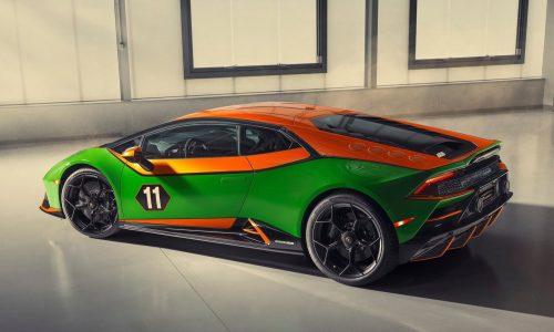 Lamborghini Huracan EVO GT Celebration, Aventador SVJ 63 editions revealed