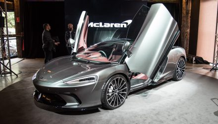 McLaren GT makes Australian debut, on sale from $399,995