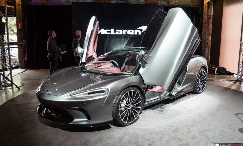 McLaren GT makes Australian debut, on sale from $399,995