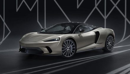 McLaren GT by MSO prepped for Pebble Beach