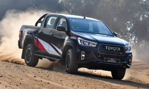 Toyota planning Gazoo Racing variant for all core models